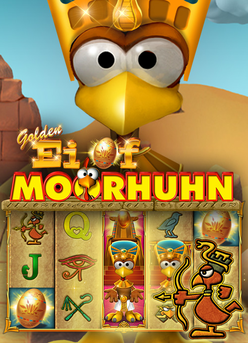 Golden Ei of Moorhuhn
