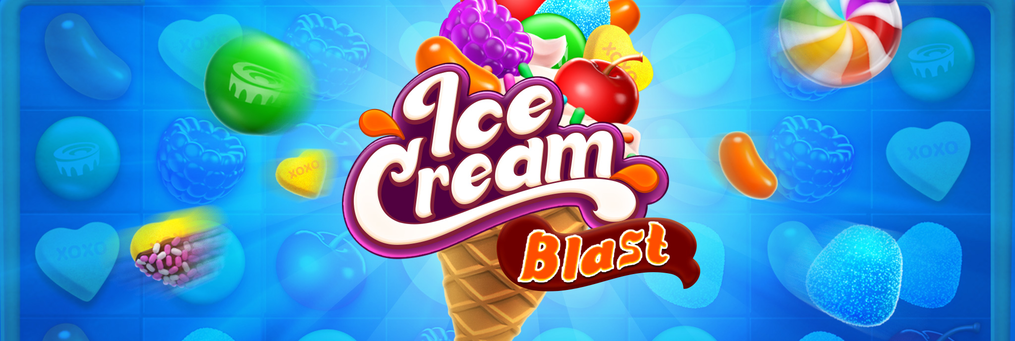 Ice Cream Blast - Presenter