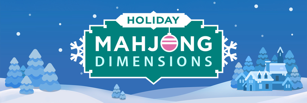 Mahjong Holiday Dimensions
