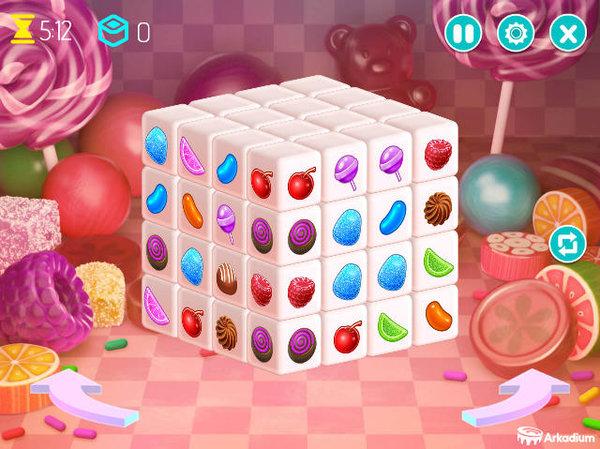 Candy Mahjong Kostenlos Spielen