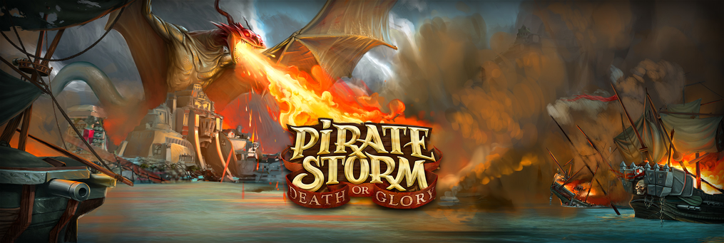 Pirate Storm - Presenter