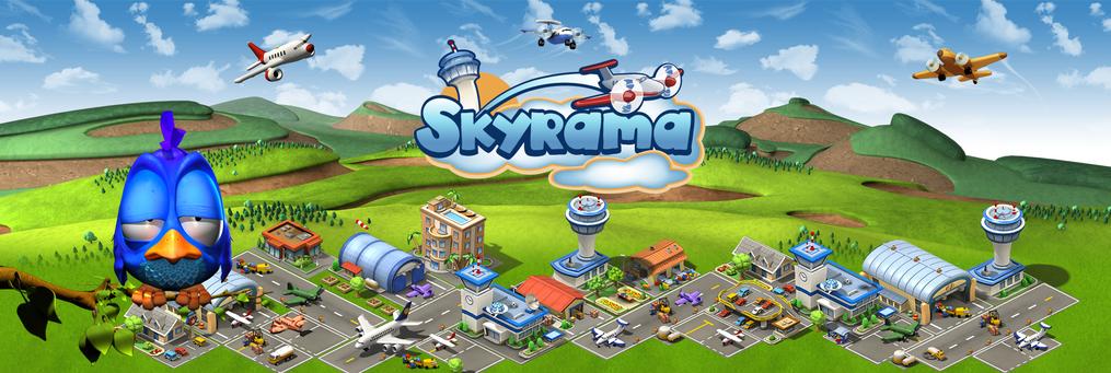 Skyrama - Presenter