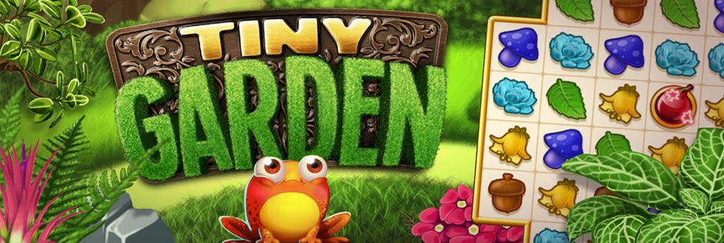 Tiny Garden - Presenter