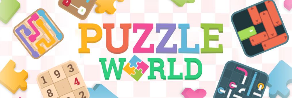 Puzzle World - Presenter