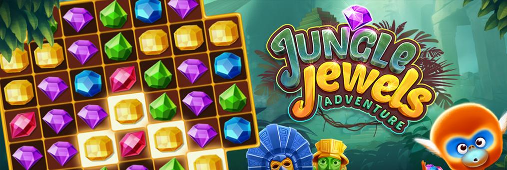 Jungle Jewels - Presenter