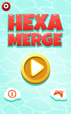 Hexa Merge - Screenshot