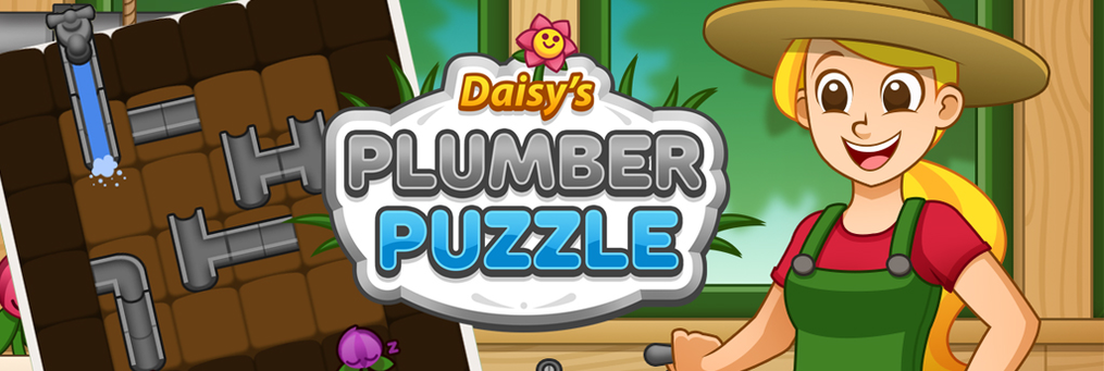 Daisy's Plumber Puzzle - Presenter