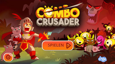 Combo Crusader - Screenshot