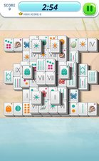 Duck Pond Mahjong - Screenshot