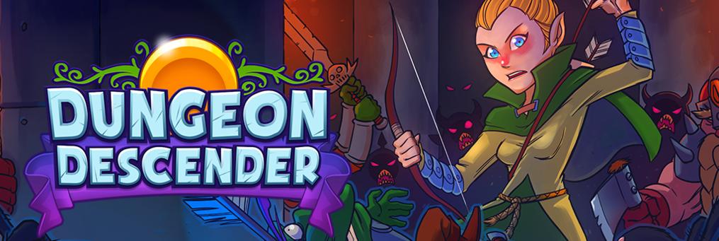 Dungeon Descender - Presenter