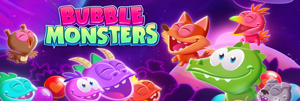 Bubble Monsters - Presenter