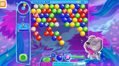 Bubble Monsters - Screenshot