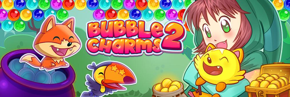 Bubble Charms 2 - Presenter