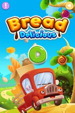 Bread Delicious - Screenshot