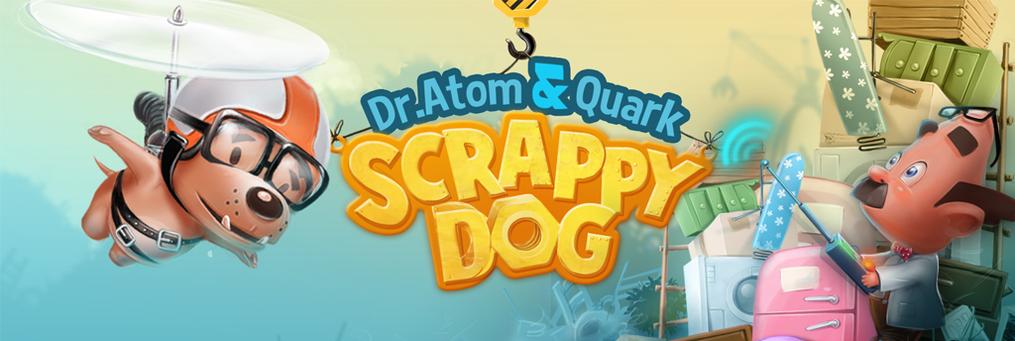 Atom & Quark: Scrappy Dog - Presenter