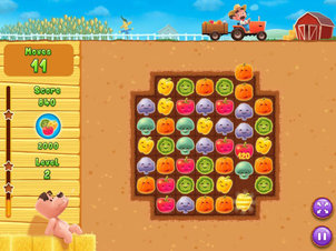 Atom & Quark: Farm Fever - Screenshot