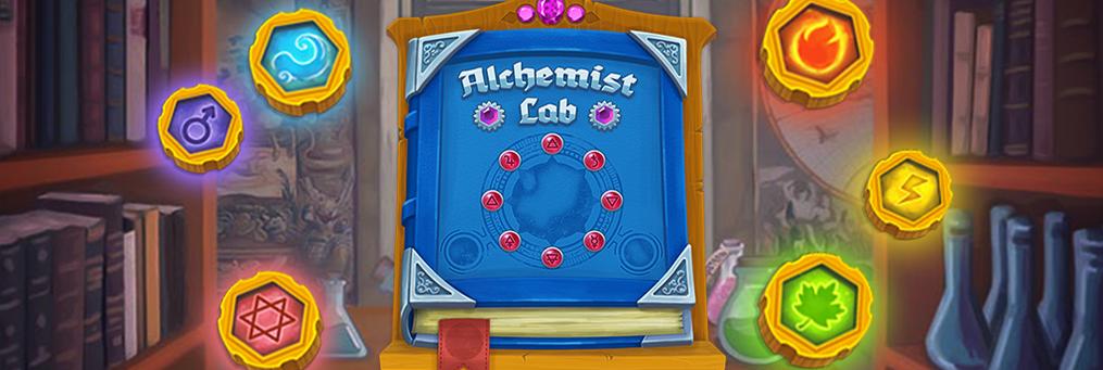 Alchemist Lab - Presenter