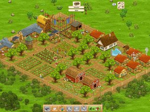 Big Farm - Screenshot