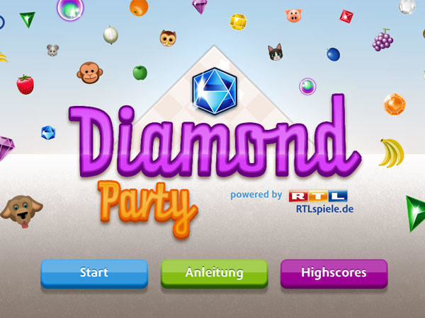 Rtlspiele De Diamond Party