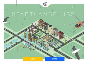 Stadt-Land-Fluss - Screenshot