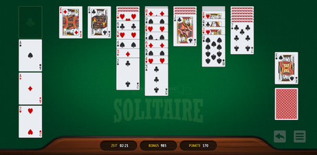 Best Classic Solitaire - Screenshot