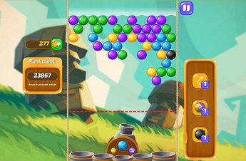 Bubble Shooter Endless - Screenshot