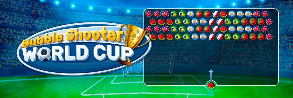 Bubble Shooter World Cup - Presenter