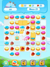 Cookie Crush 2 - Screenshot