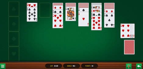 Daily Solitaire - Screenshot
