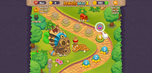 Jewels Blitz 3 - Screenshot