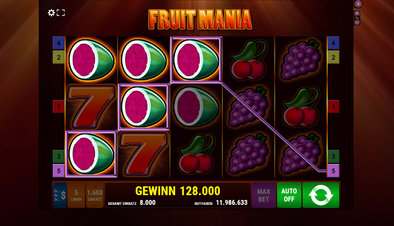 Fruit Mania - Screenshot