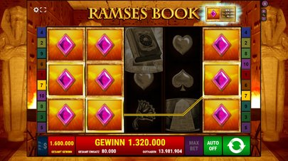 Ramses Book - Screenshot