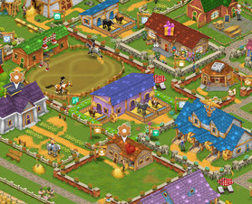 Horse Farm - Screenshot