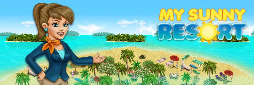 My Sunny Resort - Presenter