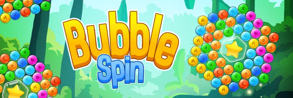Bubble Spin - Presenter