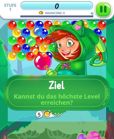 Rtlspiele Bubble Charms