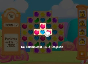 Candy Rain 5 - Screenshot