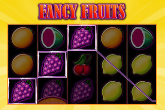 Veras Fancy Fruits - Screenshot