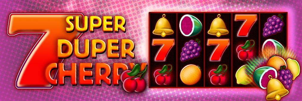 Veras Super Duper Cherry - Presenter
