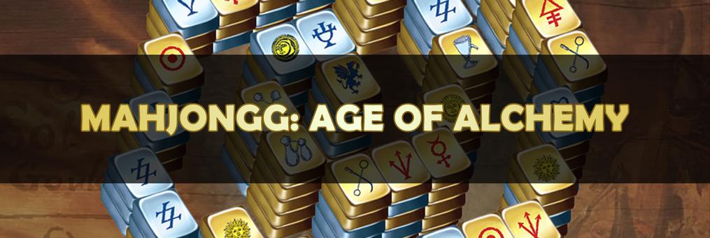 Mahjongg: Age of Alchemy - Presenter