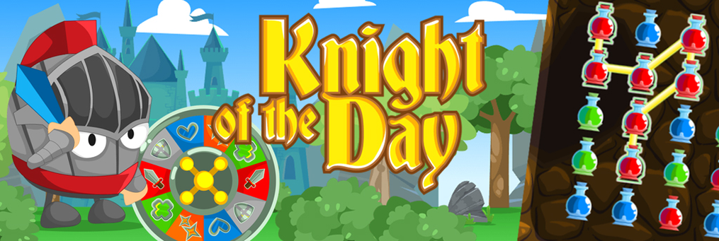Knight of the Day - Presenter