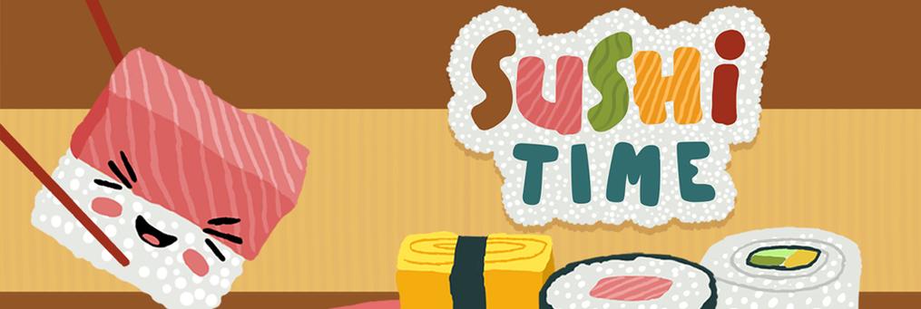 Sushi Time - Presenter