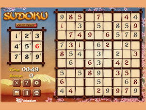 Sudoku - Screenshot