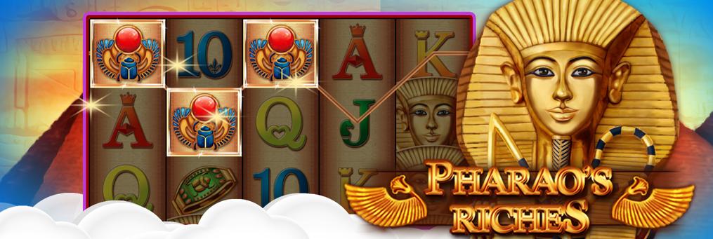 Veras Pharaos Riches - Presenter