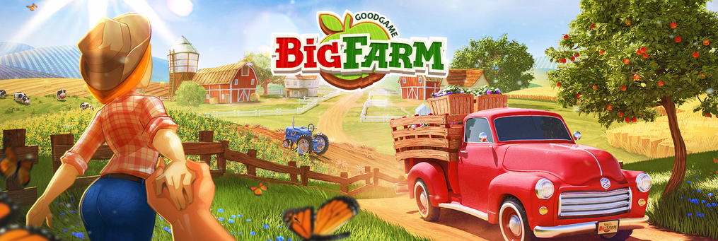 Big Farm - Presenter