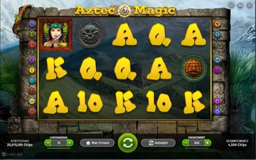 Veras Aztec Magic - Screenshot