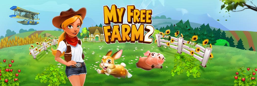 My Free Farm 2 - Presenter