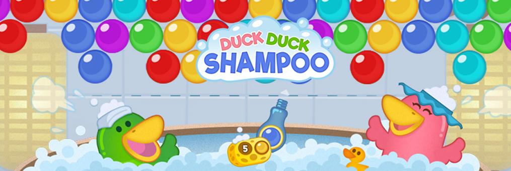 Duck Duck Shampoo - Presenter