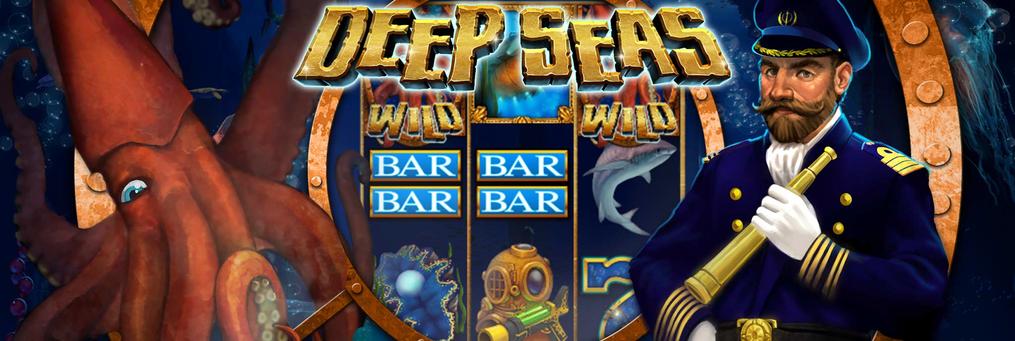 Deep Seas - Presenter