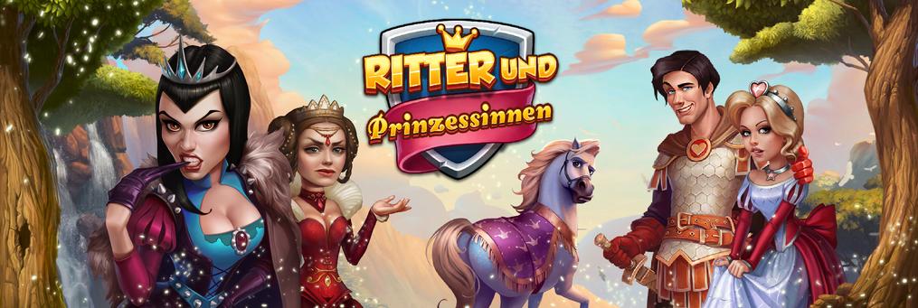 Ritter und Prinzessinnen - Presenter